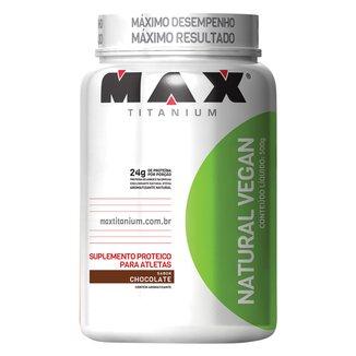 Natural Vegan 500 g - Max Titanium