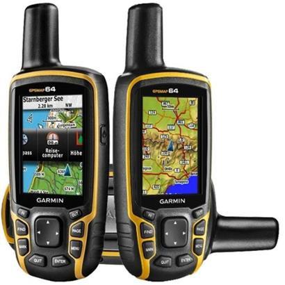 Navegador GPS Garmin GPSMAP 64