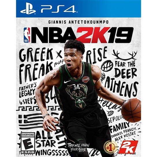 NBA 2K19 - Ps4 - Incolor