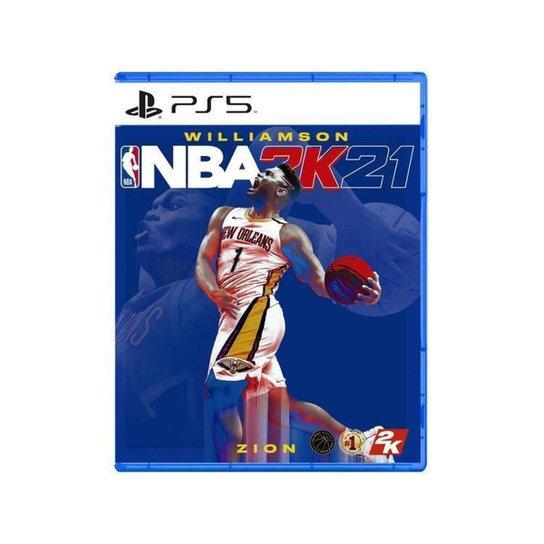 NBA2K21 - PS5 - N/A