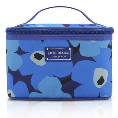 Necessaire Frasqueira Jacki Design Poliéster - Feminino - Azul