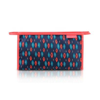 Necessaire Jacki Design Envelope - Feminino - Azul