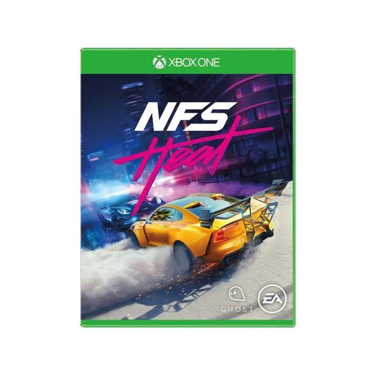 Need for Speed Heat para Xbox One - Incolor