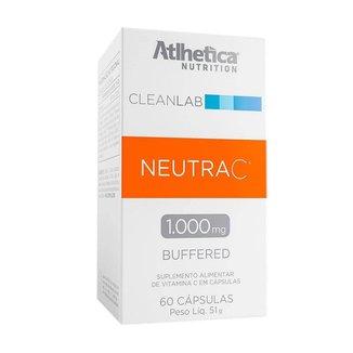 Neutra C Buffered 60 Cápsulas - Atlhetica Nutrition