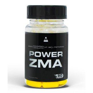 NEW POWER ZMA 60 CAPS - POWER FOODS