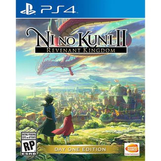 Ni No Kuni Ii Revenant Kingdom Day One Edition - P
