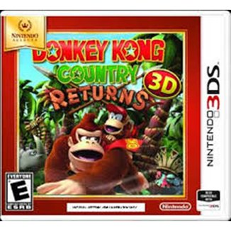 Nintendo Selects Donkey Kong: Country Returns 3D -