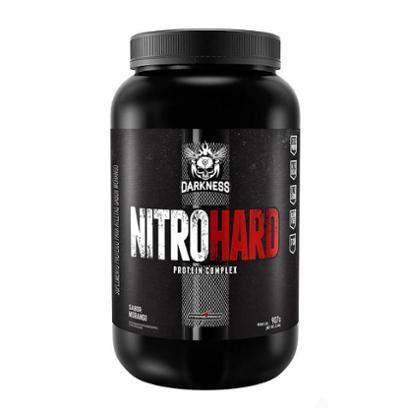 Nitro Hard 907 g Darkness - IntegralMédica