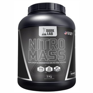 Nitro Mass 3Kg - Dark Lab