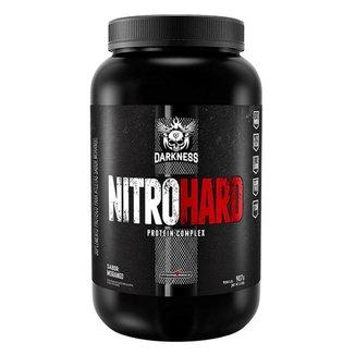 NitroHard – 907g– Darkness - Integralmedica - Morango