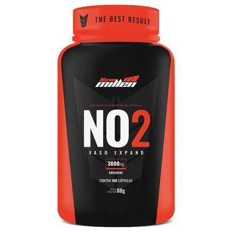 NO2 Vaso Expand Arginina 100caps - New Millen