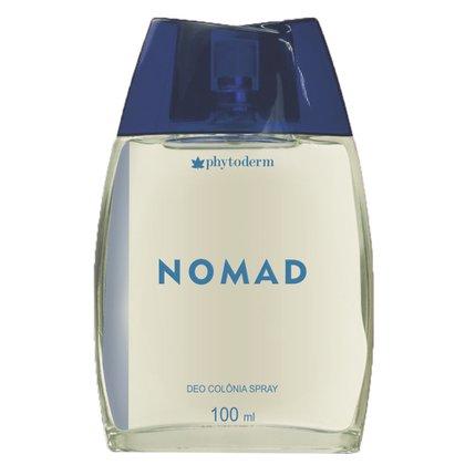 Nomad Phytoderm- Perfume Masculino - Deo Colônia 100ml