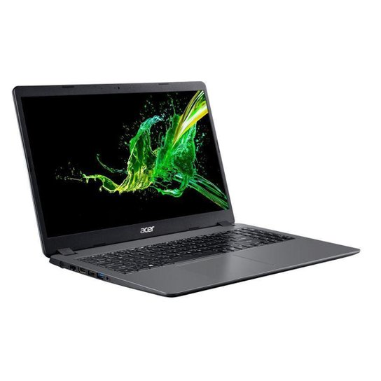 Notebook Acer Aspire 3 A315-54-53M1 Intel Core I5 8GB 1TB HD 128GB SSD 15,6' Endless OS - Prata