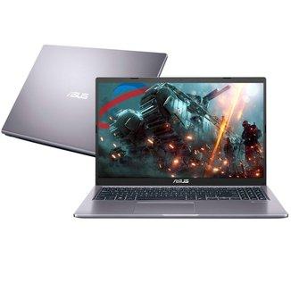 Notebook Asus X515JF - Tela 15.6 Full HD, Intel i5 1035G1, 16GB, SSD 256GB, GeForce MX130, Windows