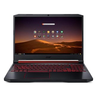 Notebook Gamer Acer Nitro 5 AN515-54-574Q Intel Core i5 8GB 512GB SSD GTX 1650 15.6' Endless