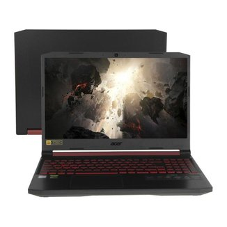"Notebook Gamer Acer Nitro 5 AN515-54-58CL Intel - Core i5 8GB 1TB 128GB SSD 15,6"" Nvidia GTX 1650"