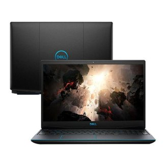 Notebook Gamer Dell G3-3500-A40P Intel Core i7 SSD de 512GB
