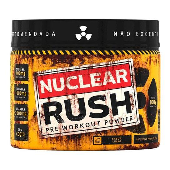 Nuclear Rush - Pré Treino 2000mg Beta Alanina - Body Action -