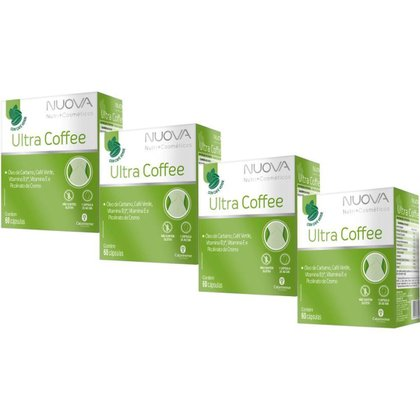 Nuova Ultra Coffee 4x 60 cápsulas Catarinense