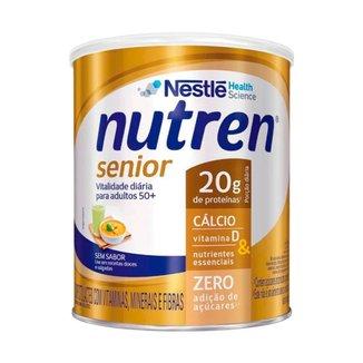 Nutren Senior - 740 Gramas - Nestlé Sem Sabor