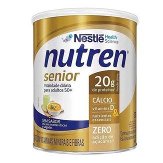 Nutren Senior - Sem Sabor Suplemento Alimentar Lata - (370g)