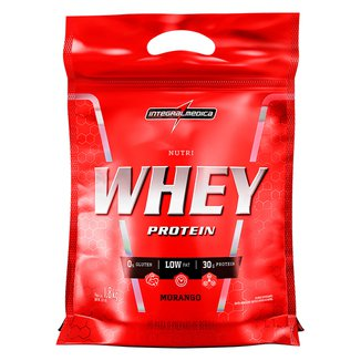 Nutri Whey Protein 1.8 kg Body Size Refil - IntegralMédica