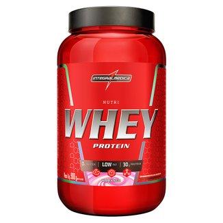 Nutri Whey Protein 907 g Pote - IntegralMédica