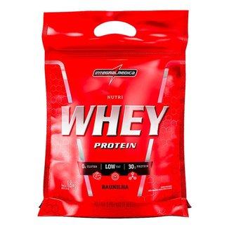 Nutri Whey Protein Pouch – 1,8kg Integralmedica - Baunilha
