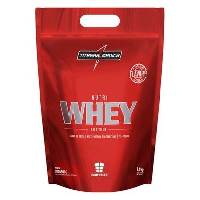 Nutri Whey Protein Refil 1,8kg – Integralmedica
