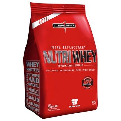 Nutri Whey Protein Refil 907g - IntegralMedica