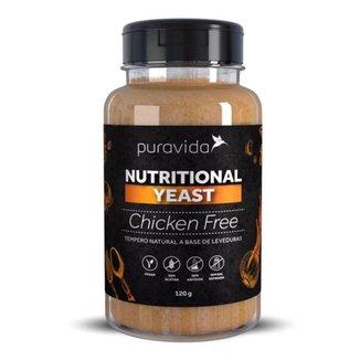 Nutritional Yeast Chicken Free 120g Puravida