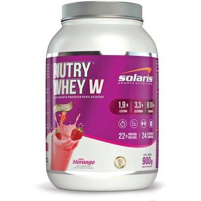 Nutry Whey W 900 g - Solaris Nutrition