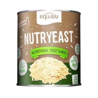 Nutryeast - Nutritional Yeast Flakes - lata 180g - Equaliv
