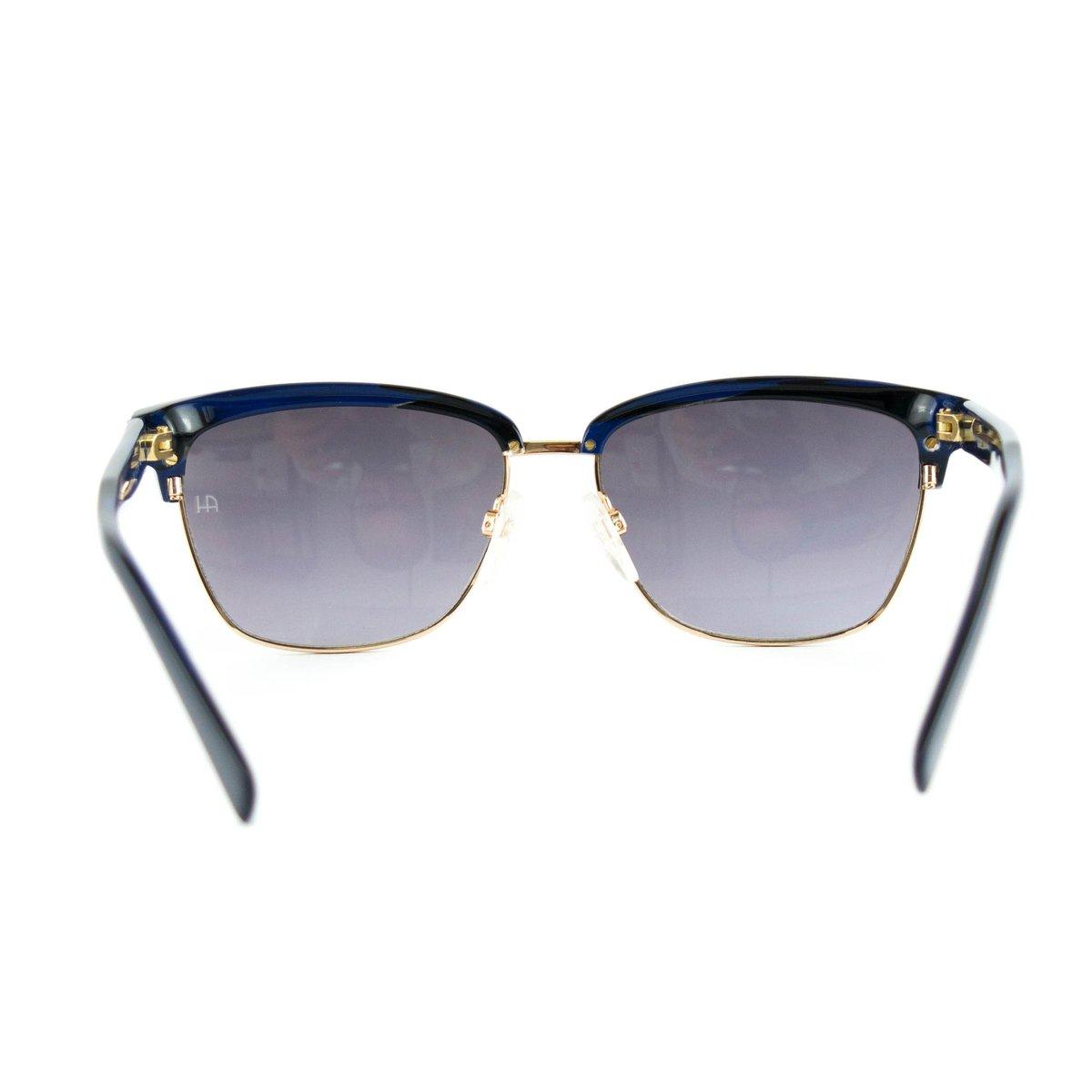 Óculos Ana Hickmann De Sol Espelhado - Azul - Compre Agora   Netshoes 07d8102936