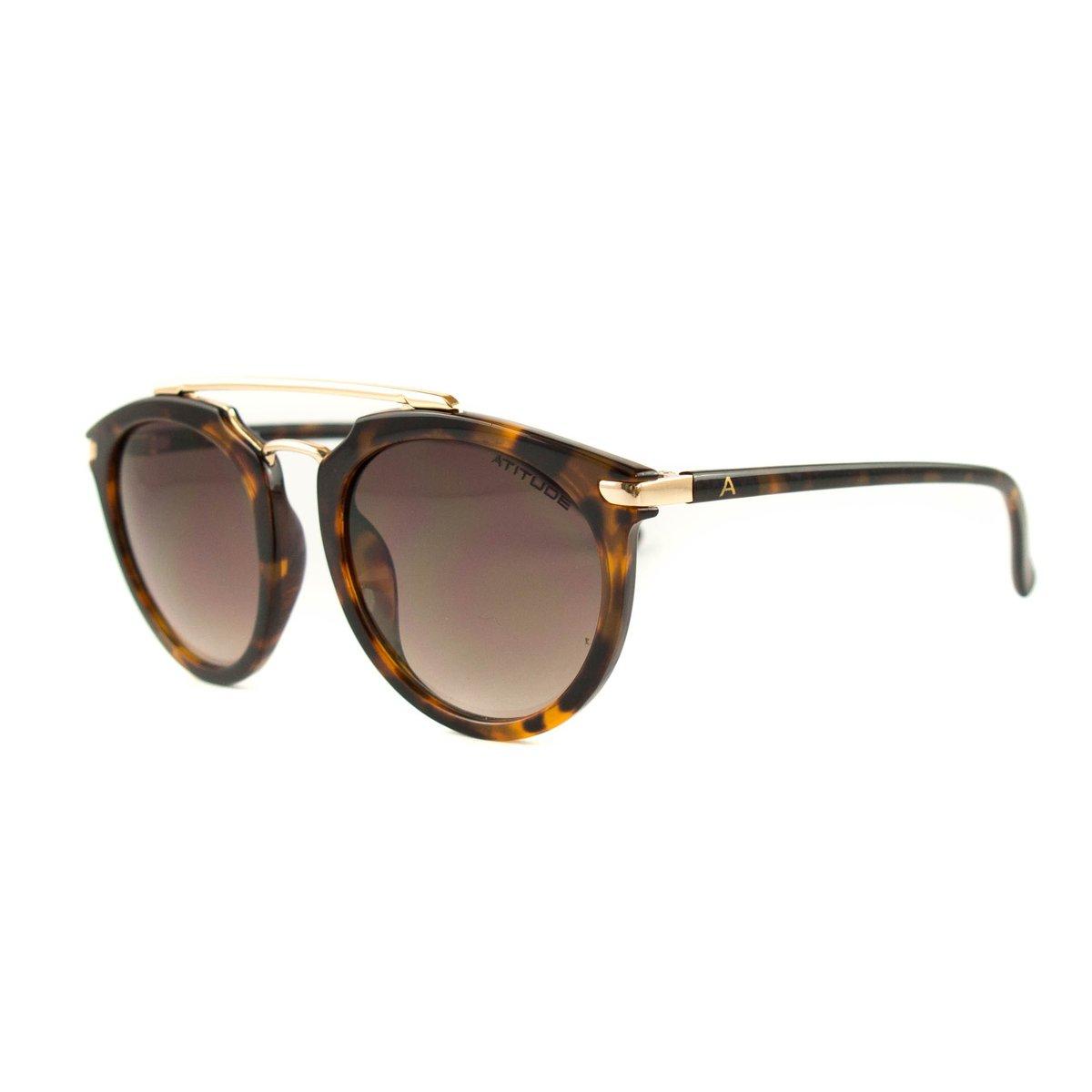 Óculos Atitude De Sol - Compre Agora   Netshoes 2df96353d9