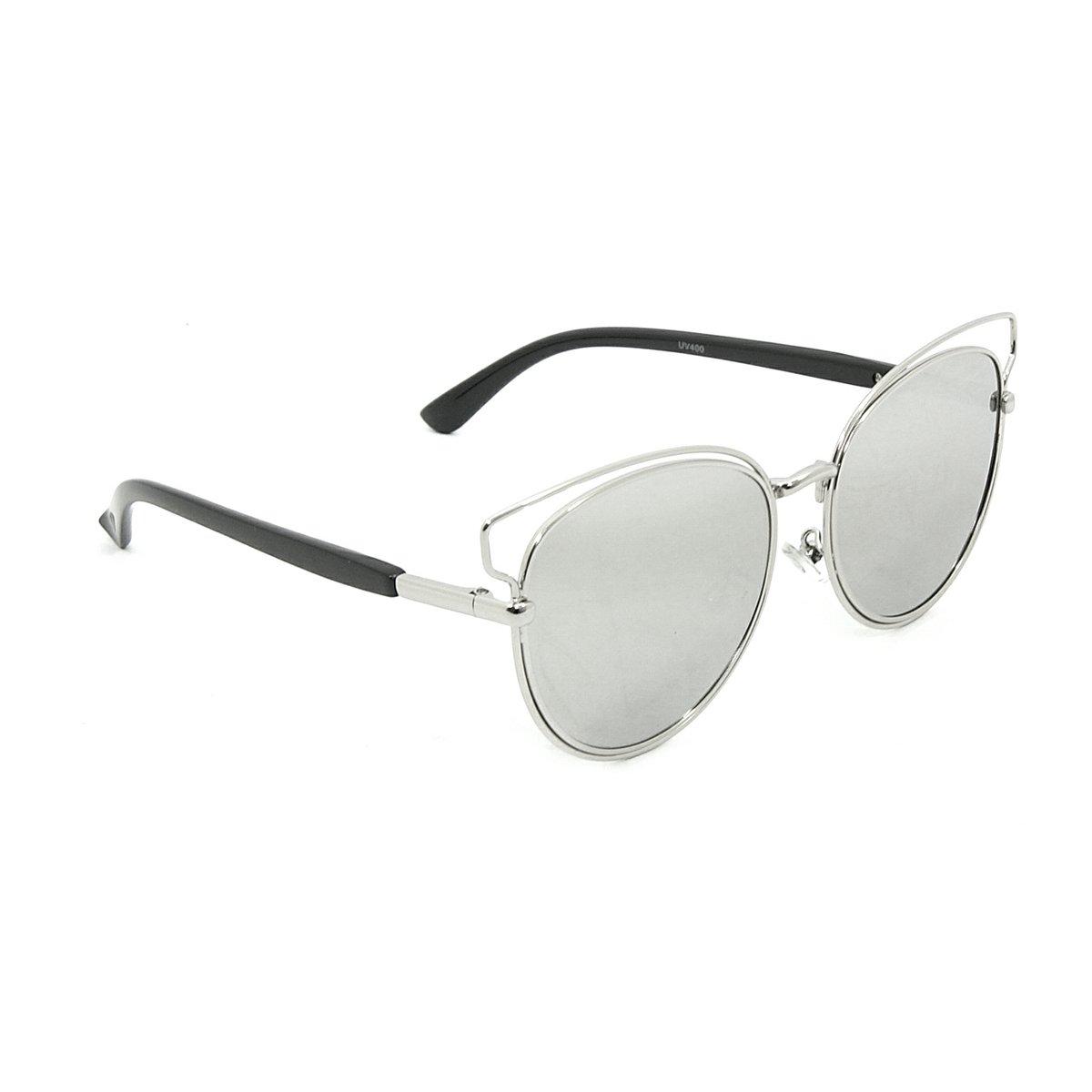 Óculos Bijoulux de Sol Estilo Dior Gatinha Espelhado - Compre Agora ... 0196520b78