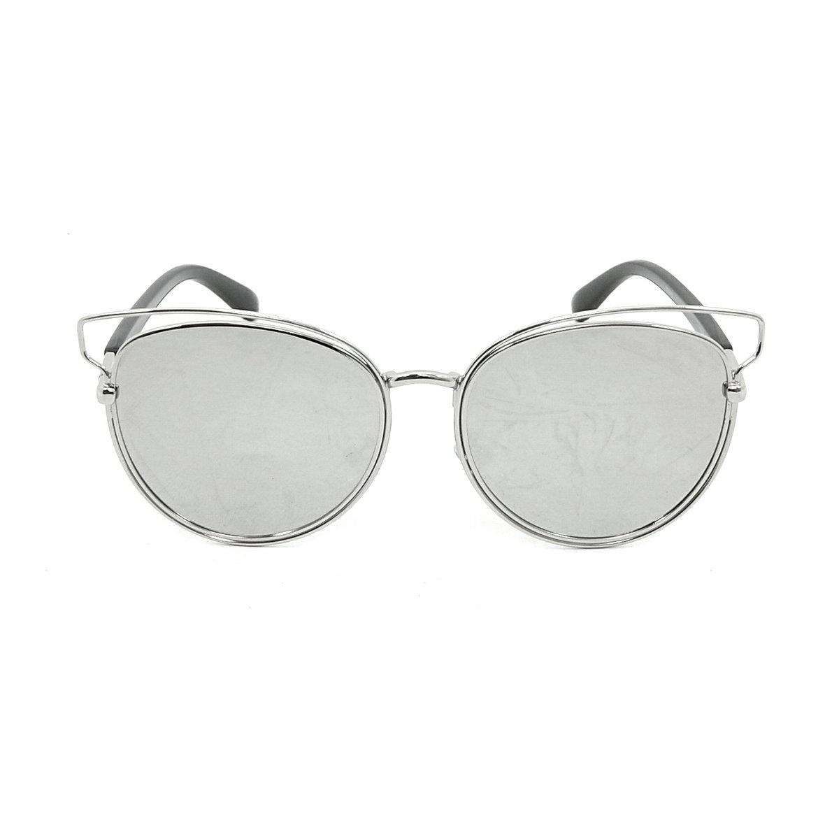 Óculos Bijoulux de Sol Estilo Dior Gatinha Espelhado - Compre Agora ... 0b957ece1a