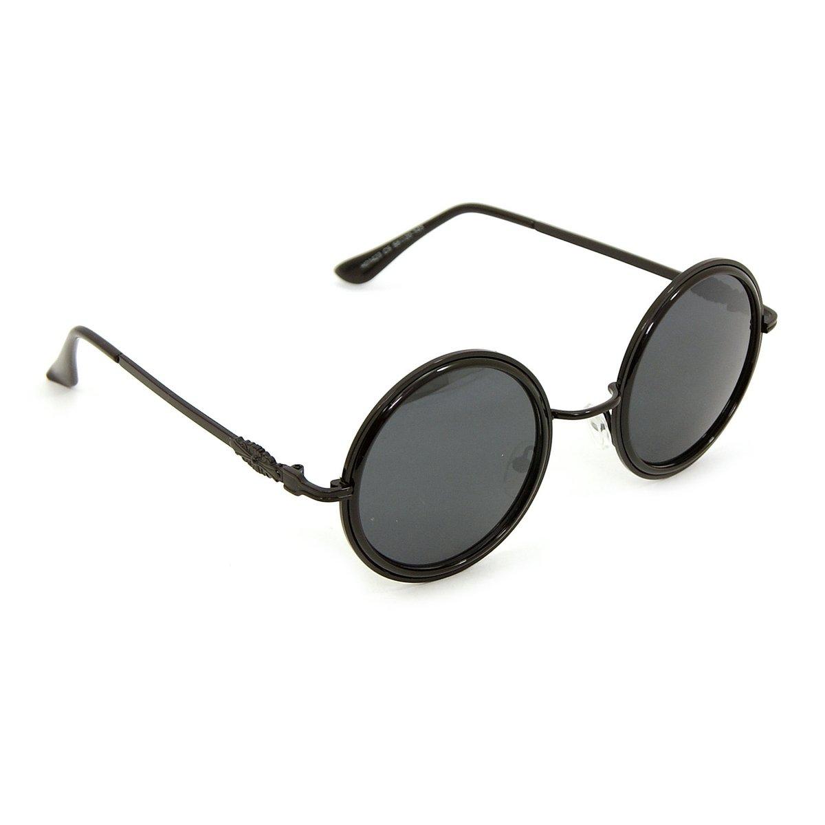 4f1bc04d83473 Óculos Bijoulux de Sol Redondo - Compre Agora   Netshoes