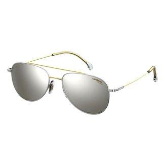 Óculos Carrera 187/S Prata/Dourado