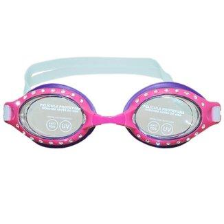 Óculos de Natação Infantil Speedo Princess Rosa