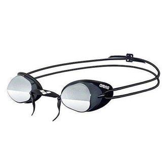 Óculos de Natação Swedix Mirror Arena Cinza/Azul