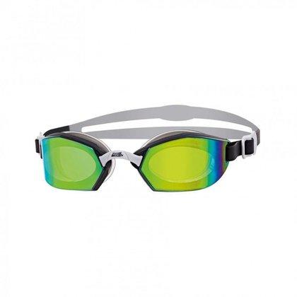 Oculos de Natacao Zoggs Ultima Air Titanium - Preto e Cinza