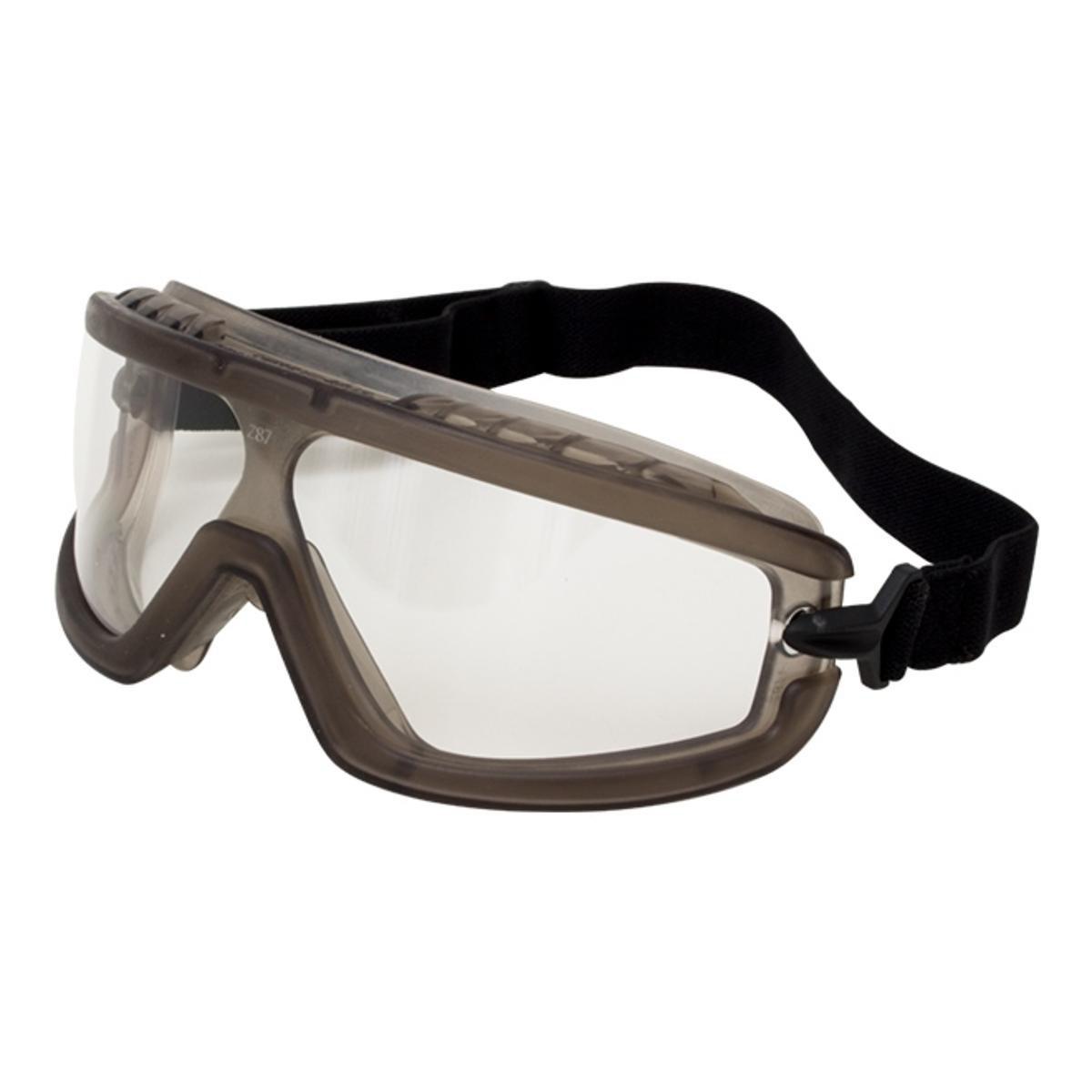 3a44f0a9ae958 Óculos de Proteção Ampla Visão Titanium Incolor - Compre Agora ...