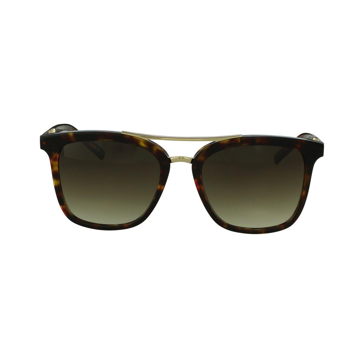 eaf9db8b59f9e Óculos De Sol Ana Hickmann Casual - Marrom - Compre Agora   Netshoes