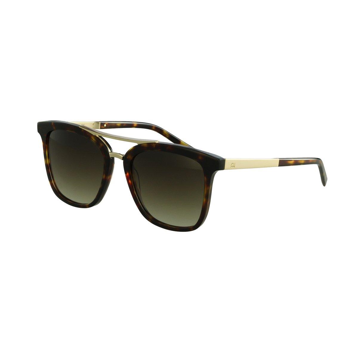 Óculos De Sol Ana Hickmann Casual - Marrom - Compre Agora   Netshoes d5e3d18cf1