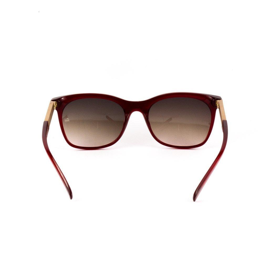 Óculos de Sol Ana Hickmann - Vinho - Compre Agora   Netshoes 84cd589b24