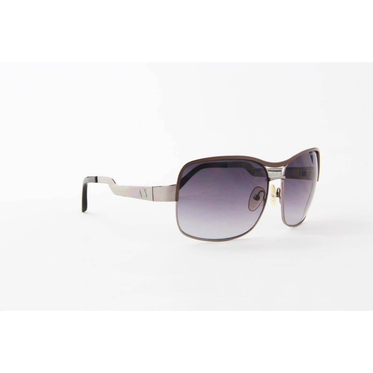 7f8de411e0214 Óculos de Sol Armani Exchange em Metal Lente Degradê - Compre Agora ...