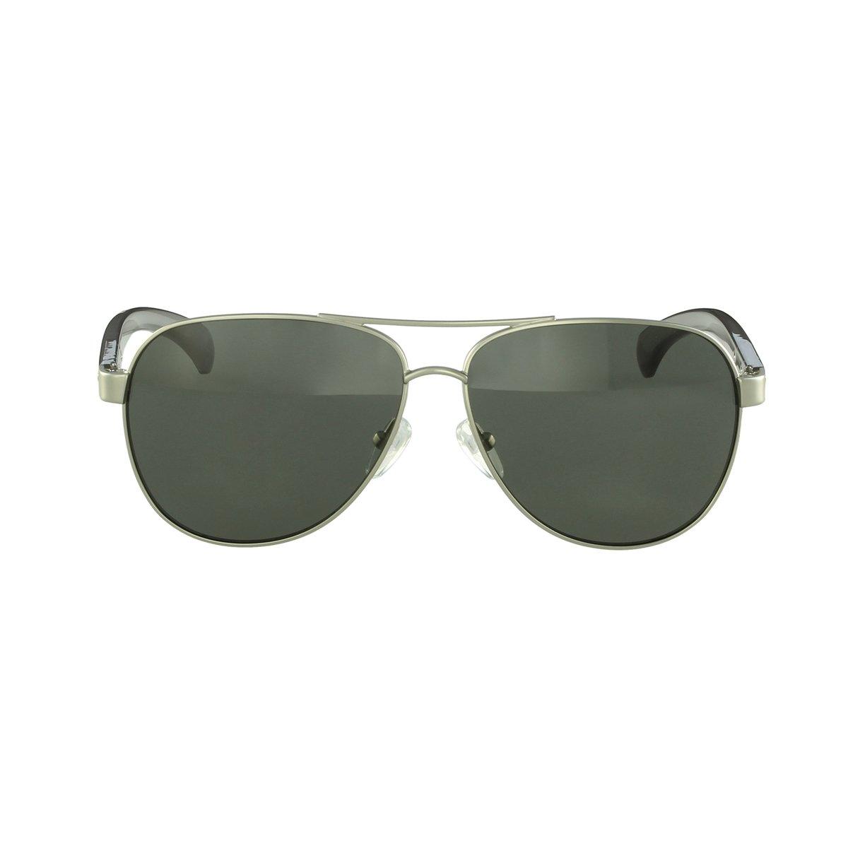 3ada590ff45f6 Óculos de Sol Calvin Klein Aviador Prata - Compre Agora