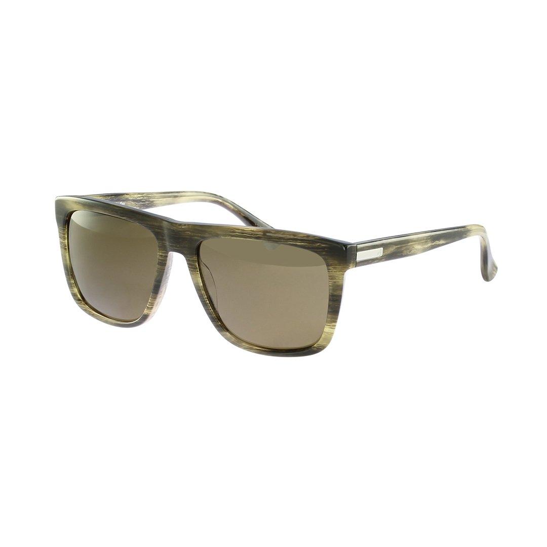 53d1cf2921194 Óculos de Sol CALVIN KLEIN Casual Marrom - Compre Agora