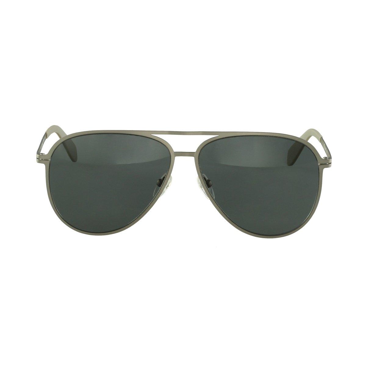 6c02fe48922e4 Óculos de Sol Calvin Klein Casual Prata - Compre Agora